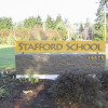 education signs, architectural signs, meyer ash, portland signs, oregon sign company