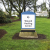 Hospital Wayfinding Signs