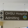 doctor office signs, hospital signs, healthcare signage, oregon hospital signs, portland healthcare