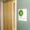 wayfinding signs, wayfinding, ada signage, oregon sign company, sign company