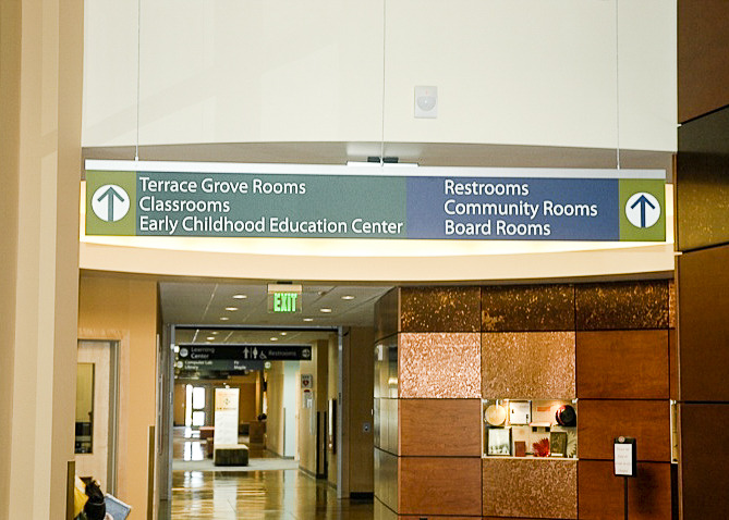 interior wayfinding, ada signs, retail signage oregon, retail signage washington