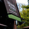 oregon restaurant, mccormick & schmicks, architectural signs, awning graphics