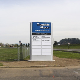 Troutdale Airport