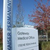 hospital signs, channel letters, oregon sign company, washington sign company, portland sign company