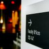 wayfinding, interior signs, portland signs, portland sign company, portland education signs